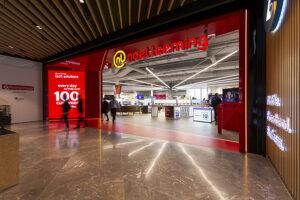 Noel Leeming Newmarket - Retail Shopfitting and Fixtures Web